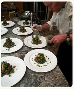 Catering and Private Chef Park City Utah